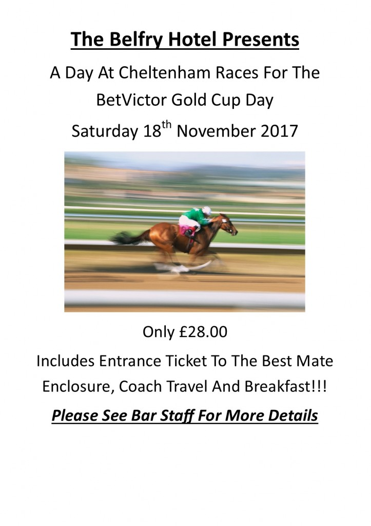 bet victor races november 2017